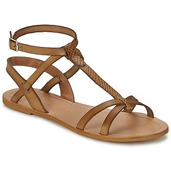 Schoenen Dames Sandalen / Open schoenen So Size BEALO Brown