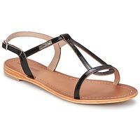 Schoenen Dames Sandalen / Open schoenen Les Tropéziennes par M Belarbi HAMESS Zwart