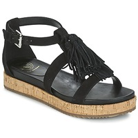 Schoenen Dames Sandalen / Open schoenen KG by Kurt Geiger MEADOW Zwart