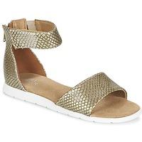 Schoenen Meisjes Sandalen / Open schoenen Bullboxer BLINETTE Goud
