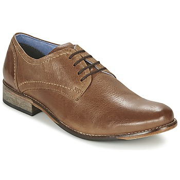Schoenen Heren Derby Lotus HANBURY Brown