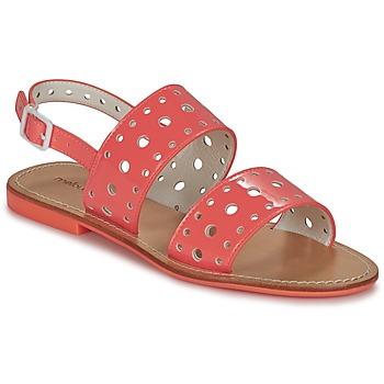 Schoenen Dames Sandalen / Open schoenen Mellow Yellow VADINA Corail