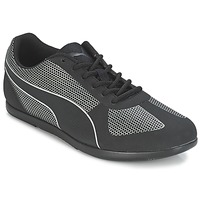 Schoenen Dames Lage sneakers Puma MODERN SOLEIL Zwart
