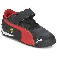 Schoenen Jongens Lage sneakers Puma DRIFT CAT 5 L SF V KIDS Zwart / Rood