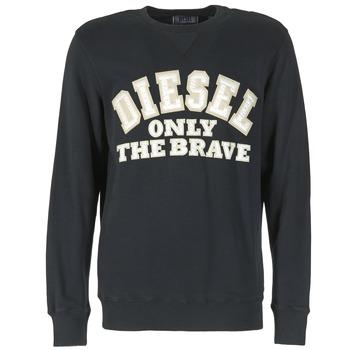 Textiel Heren Sweaters / Sweatshirts Diesel S-JOE-B Zwart