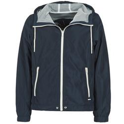 Textiel Heren Wind jackets Diesel J SIMONS Marine / Wit