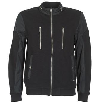 Textiel Heren Wind jackets Diesel J RICKY Zwart