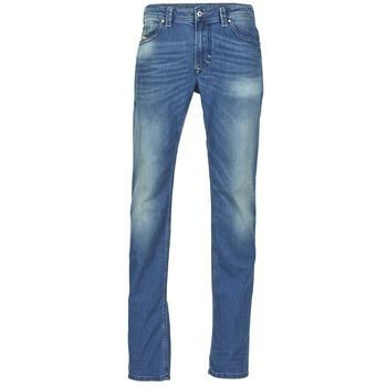 Textiel Heren Skinny jeans Diesel THAVAR Blauw / 850W