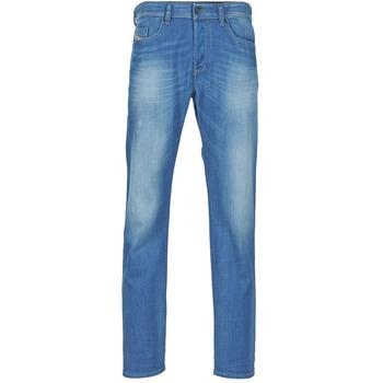 Textiel Heren Straight jeans Diesel BUSTER Blauw / 850J