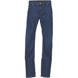 Textiel Heren Straight jeans Diesel WAYKEE Blauw / Donker