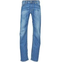 Textiel Heren Straight jeans Diesel LARKEE Blauw / 848U