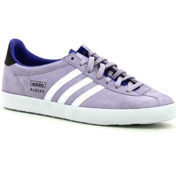 Schoenen Dames Lage sneakers adidas Originals Gazelle OG Mauve