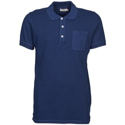 Textiel Heren Polo's korte mouwen Kulte DALLE Blauw