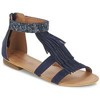Schoenen Dames Sandalen / Open schoenen Moony Mood EWAL Marine