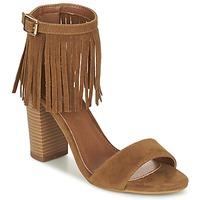Schoenen Dames Sandalen / Open schoenen Moony Mood ERANDA  camel
