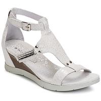 Schoenen Dames Sandalen / Open schoenen Regard RATANO Wit