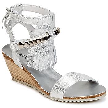 Schoenen Dames Sandalen / Open schoenen Regard RUKO Zilver