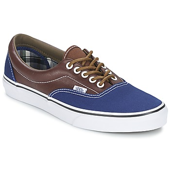 Schoenen Heren Lage sneakers Vans ERA Marine / Brown