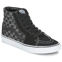 Schoenen Hoge sneakers Vans SK8-HI Grijs / Brown