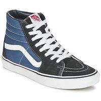 Schoenen Hoge sneakers Vans SK8-HI Marine / Zwart