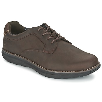 Schoenen Heren Derby Timberland BARRETT PT OXFORD Brown / Donker