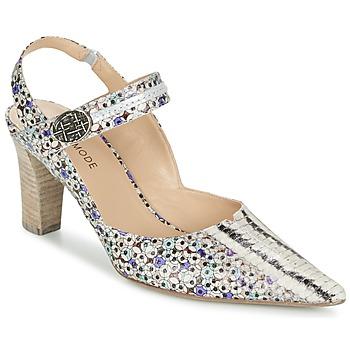 Schoenen Dames Sandalen / Open schoenen France Mode NATIVE Multikleuren / Blauw