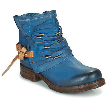 Schoenen Dames Laarzen Airstep / A.S.98 SAINT Blauw
