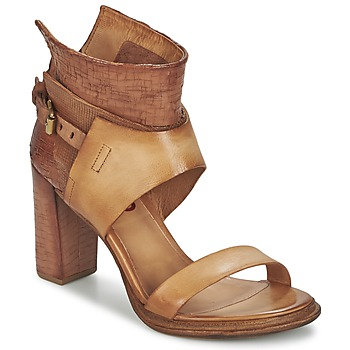 Schoenen Dames Sandalen / Open schoenen Airstep / A.S.98 IRON Brown
