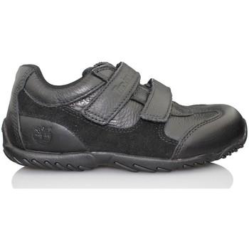 Schoenen Kinderen Derby Timberland LEXINGTON AVENUE FTK NEGRO