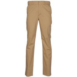 Textiel Heren 5 zakken broeken Dockers D-ZERO STRETCH SATEEN Beige
