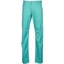 Textiel Heren Chino's Dockers ALPHA LIGHTWEIGHT TWILL Turquoise