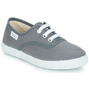 Schoenen Kinderen Lage sneakers Citrouille et Compagnie KIPPI BOU Grijs