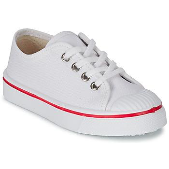 Schoenen Kinderen Lage sneakers Citrouille et Compagnie PANA BEK Wit