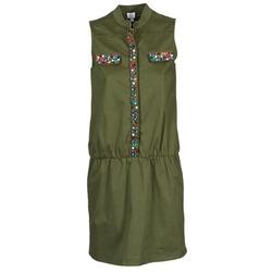 Textiel Dames Korte jurken Alba Moda HELDBLUSENKLEID Kaki