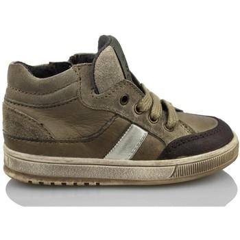 Schoenen Kinderen Hoge sneakers Acebo's KIDS BOY MARRON