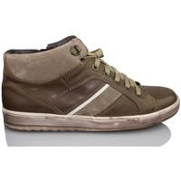 Schoenen Jongens Hoge sneakers Acebo's APEL MARRON