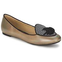 Schoenen Dames Ballerina's Etro 3922 Goud