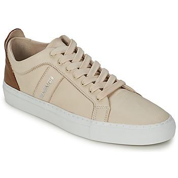 Schoenen Dames Lage sneakers Bensimon BICOLOR FLEXYS Beige