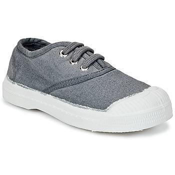 Schoenen Kinderen Lage sneakers Bensimon TENNIS LACET Grijs / Moyen