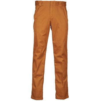 Textiel Heren Chino's Dickies GD PANT Brown
