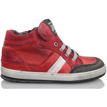 Schoenen Kinderen Hoge sneakers Acebo's KIDS BOY ROJO