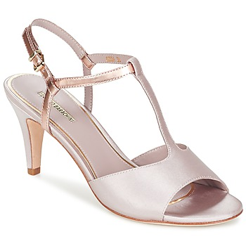 Schoenen Dames Sandalen / Open schoenen Luciano Barachini SPINETE Beige / Roze