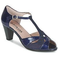Schoenen Dames Sandalen / Open schoenen Pitillos MARILOU Marine