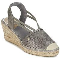 Schoenen Dames Sandalen / Open schoenen Mustang LIMBERT Zilver