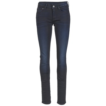 Textiel Dames Straight jeans G-Star Raw ATTAC STRAIGHT Slander / Superstretch / DK / Aged