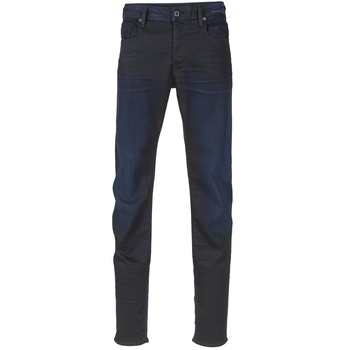 Textiel Heren Skinny jeans G-Star Raw 3301 SLIM DARK / Aged / Slander / SUPER / STRETCH / DENIM