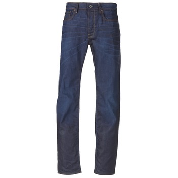 Textiel Heren Straight jeans G-Star Raw 3301 STRAIGHT Hydrite / Denim / Dk / Aged