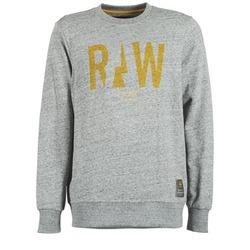 Textiel Heren Sweaters / Sweatshirts G-Star Raw RIGHTREGE R SW L/S Grijs