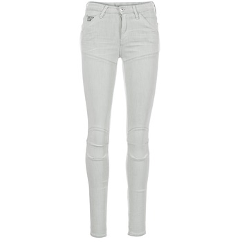 Textiel Dames Skinny Jeans G-Star Raw 5621 ULTRA HIGH SUPER SKINNY WMN Grijs