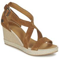 Schoenen Dames Sandalen / Open schoenen PLDM by Palladium WELLTON Brown